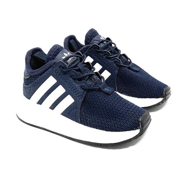 Infant Boys Adidas sneakers X_PLR EL I size US 5k